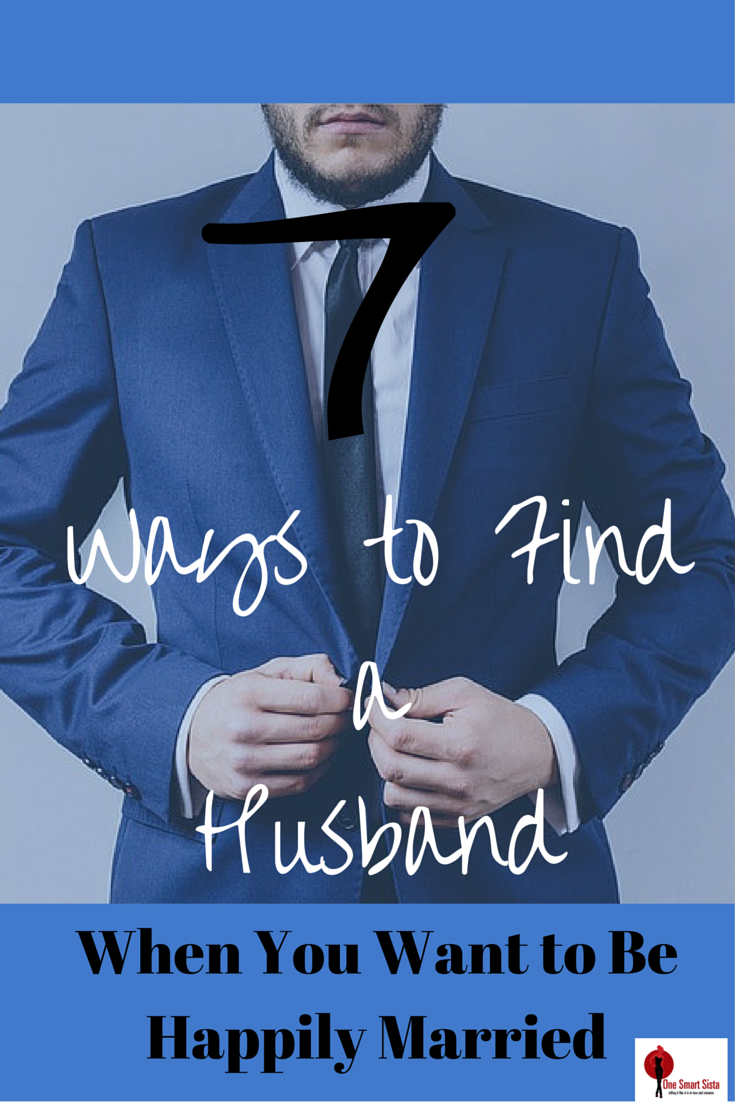 Where to find a husband