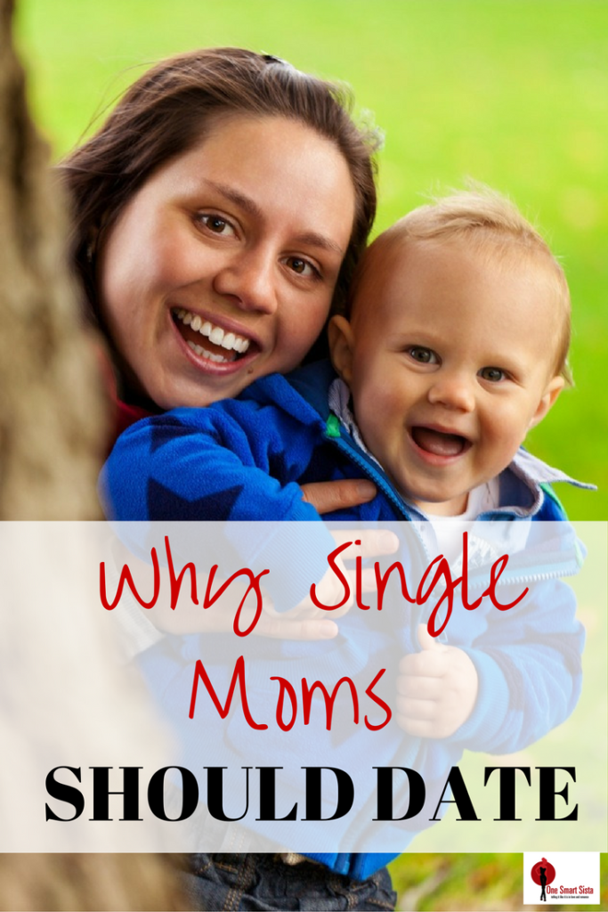 Raising children alone is hard. Dating is often put on the back burner, when in fact it shouldn't be. Here are a few reasons why single moms should date.