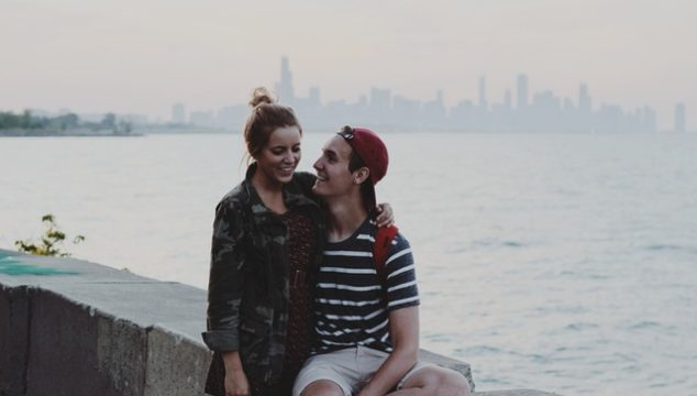 5 Ways to Tell He's Falling in Love With You